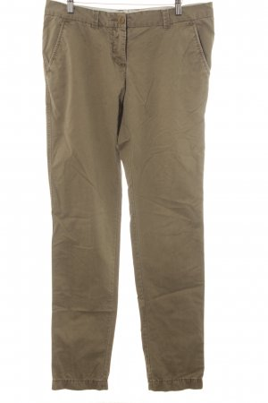 Maison Scotch Chinos olive green casual look