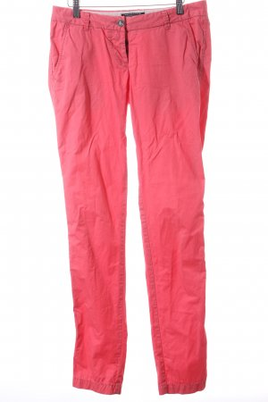 Maison Scotch Chinohose pink Casual-Look
