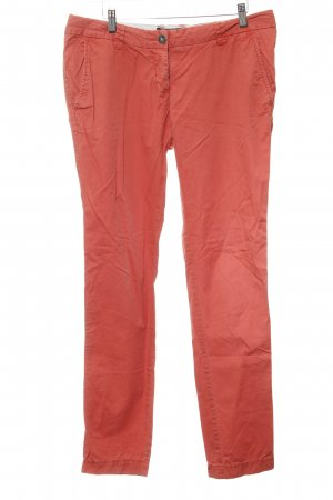 Maison Scotch Chinohose rot Casual-Look