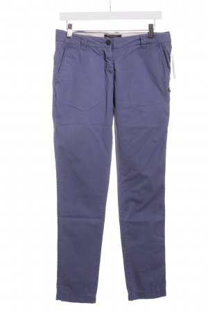 Maison Scotch Chinohose stahlblau Casual-Look