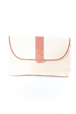 Maison Scotch Clutch rosé-rostrot Street-Fashion-Look