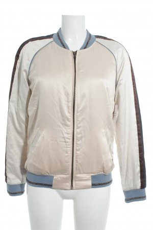Maison Scotch Blouson universitaire multicolore style universitaire