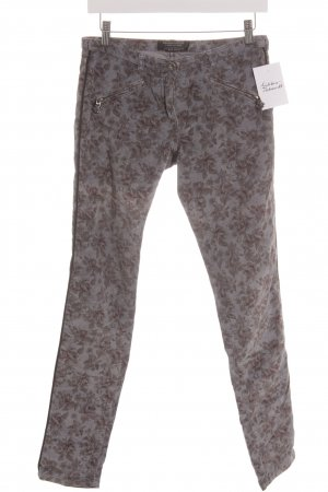 Maison Scotch Cordhose Allover-Druck Casual-Look