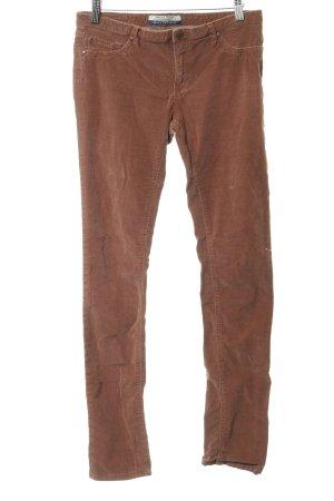 Maison Scotch Pantalone di velluto a coste multicolore stile casual