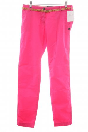 Maison Scotch Cordhose pink Casual-Look