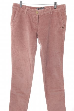 Maison Scotch Cordhose rostrot Casual-Look