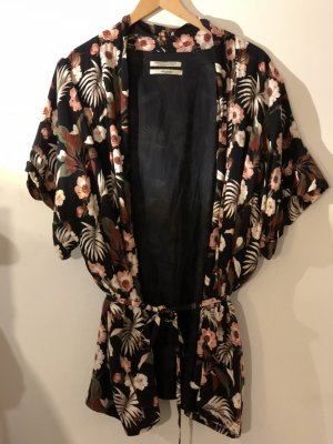 Maison Scotch Kimono multicolored viscose