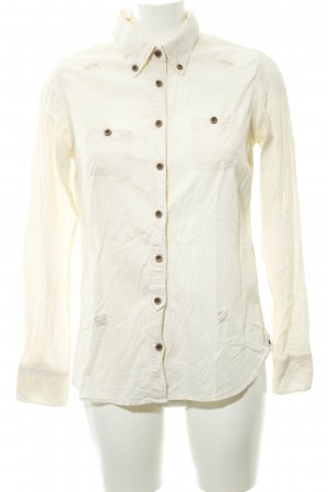 Maison Scotch Hemd-Bluse creme Casual-Look