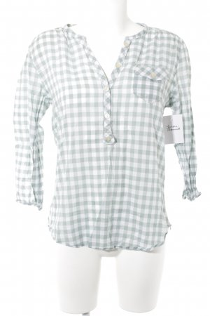 Maison Scotch Hemd-Bluse Karomuster Business-Look