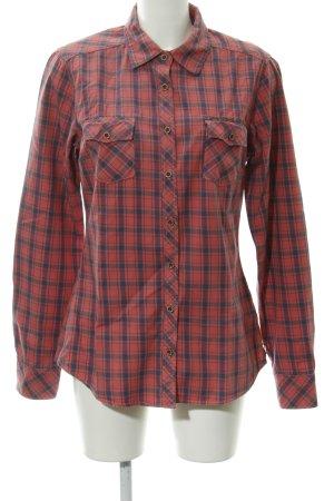 Maison Scotch Hemd-Bluse Karomuster schlichter Stil