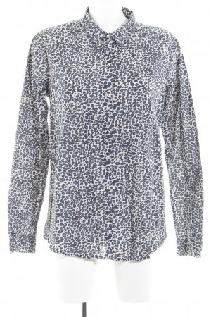 Maison Scotch Hemd-Bluse Leomuster Casual-Look