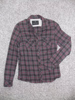 Maison Scotch Lumberjack Shirt multicolored cotton