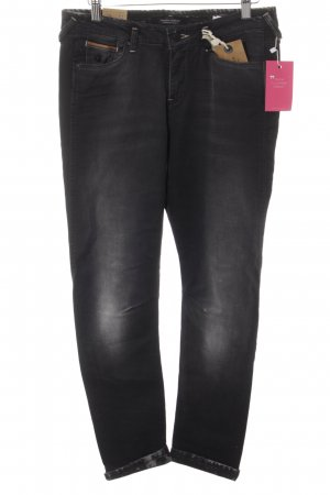 Maison Scotch High Waist Jeans schwarz Casual-Look