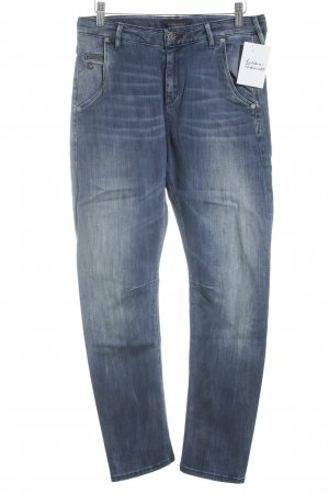 Maison Scotch High Waist Jeans stahlblau Casual-Look
