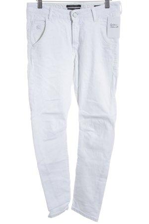 Maison Scotch High Waist Jeans weiß Casual-Look