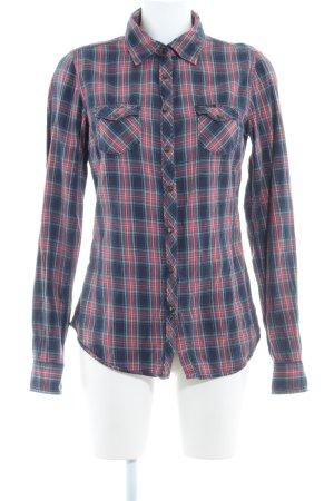 Maison Scotch Holzfällerhemd Karomuster Country-Look