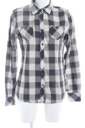 Maison Scotch Holzfällerhemd Karomuster klassischer Stil