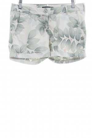 Maison Scotch Hot Pants Blumenmuster Casual-Look