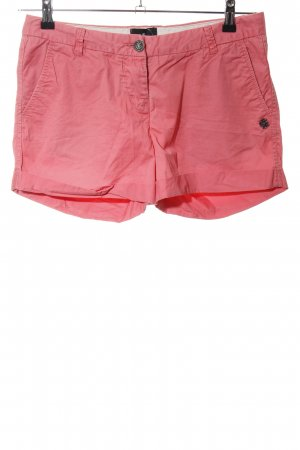 Maison Scotch Hot Pants rot Casual-Look