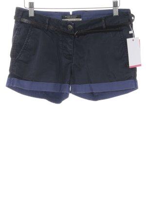Maison Scotch Hot Pants graublau Casual-Look