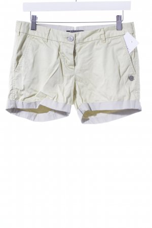 Maison Scotch Hot Pants hellgelb Casual-Look