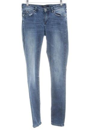 Maison Scotch Jeans vita bassa multicolore stile jeans