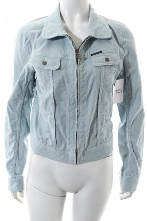 Maison Scotch Jacke himmelblau Casual-Look