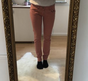 Maison Scotch Tube Jeans pink-neon pink