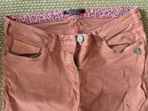 Maison Scotch Jeans alt-rosa 28/32, fast neu