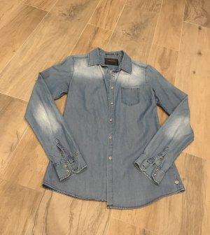 Maison Scotch Jeans Bluse Größe 2/S sehr hochwertig