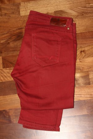 Maison Scotch Jeans Rostrot/Orange W30/L32