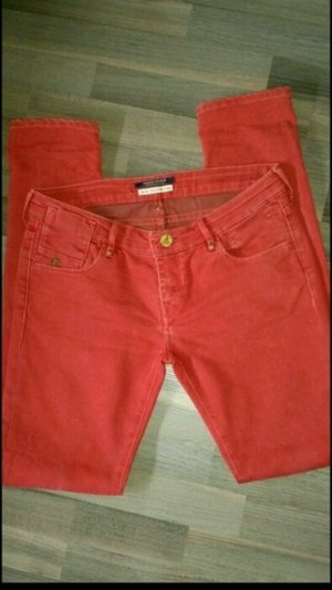 Maison Scotch Jeans rot