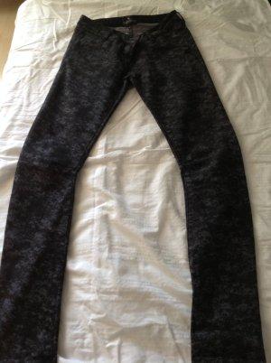 MAISON SCOTCH Jeans schwarz/dunkelblau