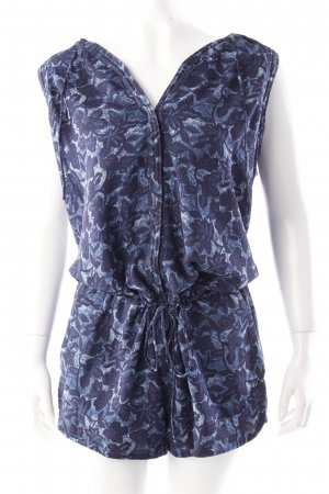 Maison Scotch Jumpsuit gemustert