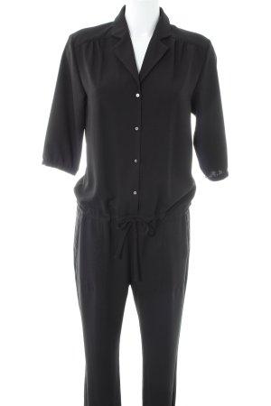 Maison Scotch Jumpsuit schwarz Casual-Look