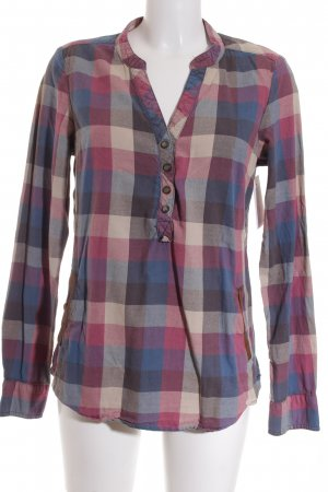 Maison Scotch Karobluse mehrfarbig Casual-Look