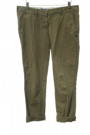 Maison Scotch Khakihose ocker Casual-Look