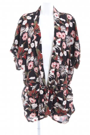 Maison Scotch Kimono motivo floreale stile casual