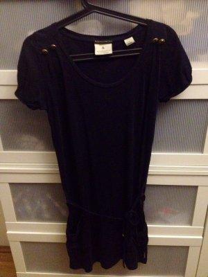 Maison Scotch Kleid dunkelblau