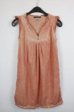 Maison Scotch Kleid Gr. XS orange (18/3/113)