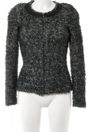 Maison Scotch Kurzjacke schwarz-mint Casual-Look