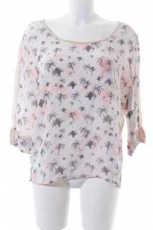 Maison Scotch Langarm-Bluse mehrfarbig Casual-Look
