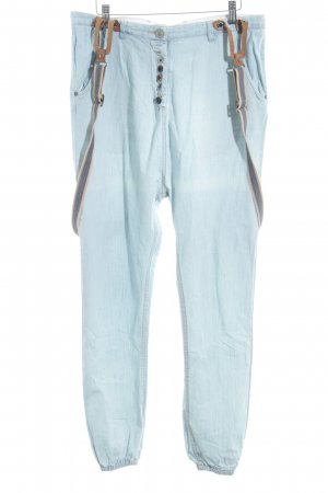 Maison Scotch Dungarees multicolored casual look