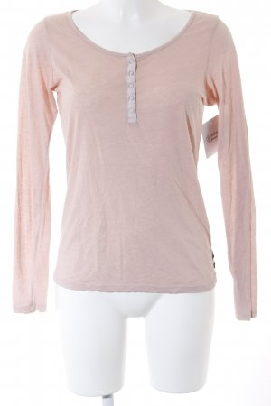 Maison Scotch Longsleeve altrosa Casual-Look
