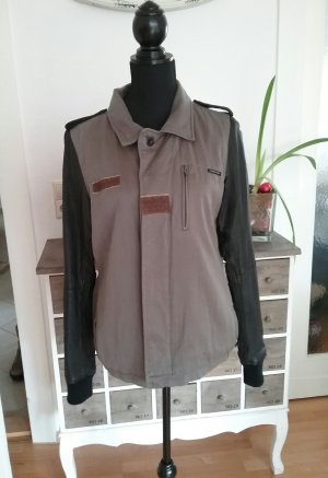 Maison Scotch Military/echt Leder Jacke