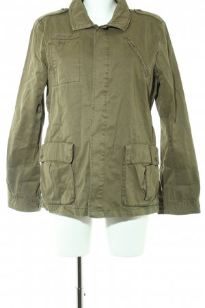 Maison Scotch Militaryjacke olivgrün Casual-Look