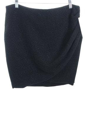 """Maison Scotch Mini-jupe """"Chapeau!"""" noir"""