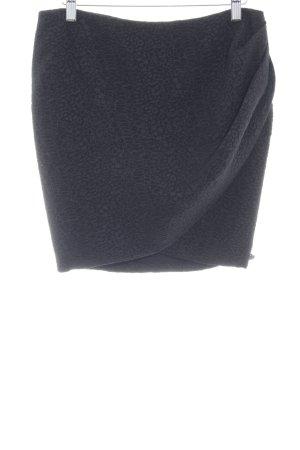 Maison Scotch Miniskirt black animal pattern casual look