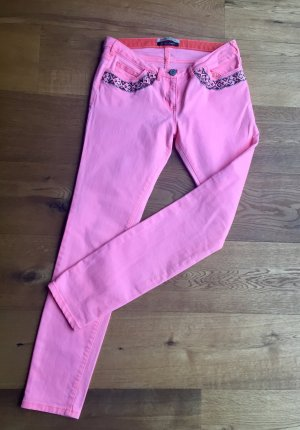 Maison Scotch neon pink Jeans 27/32
