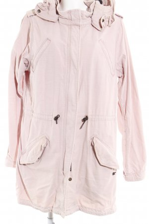 Maison Scotch Parka altrosa Casual-Look